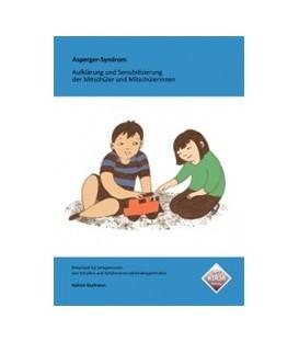 """Broschüre """"Asperger Syndrom – Aufklärung und Sensibilisierung der Mitschüler und Mitschülerinnen"""""""