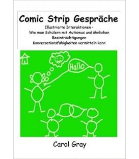 Comic Strip Gespräche